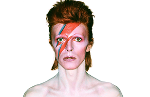 Social media and digital PR campaign – David Bowie - Arts Council England - The Space